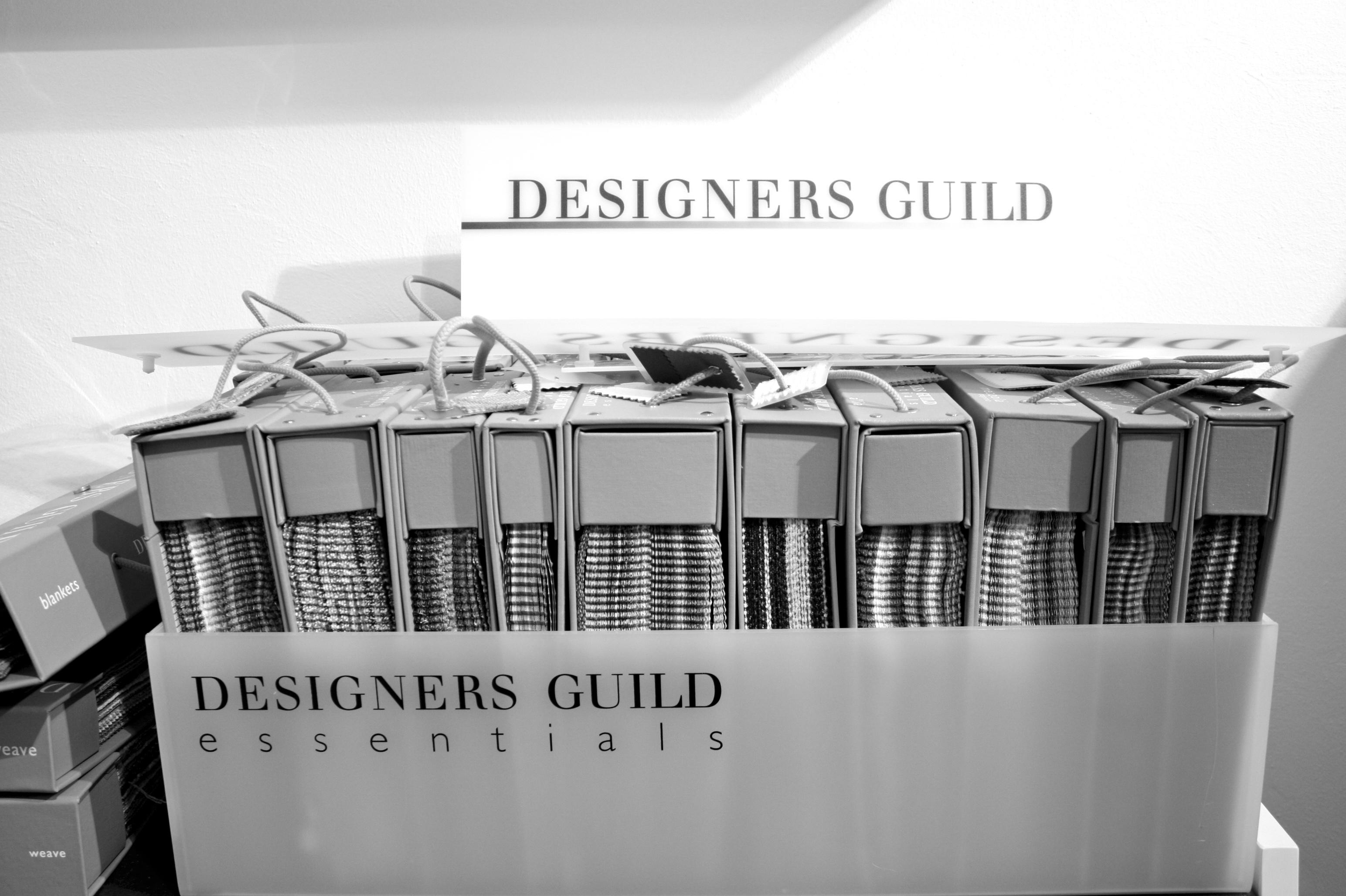 Upeiden kuosien Designers Guild