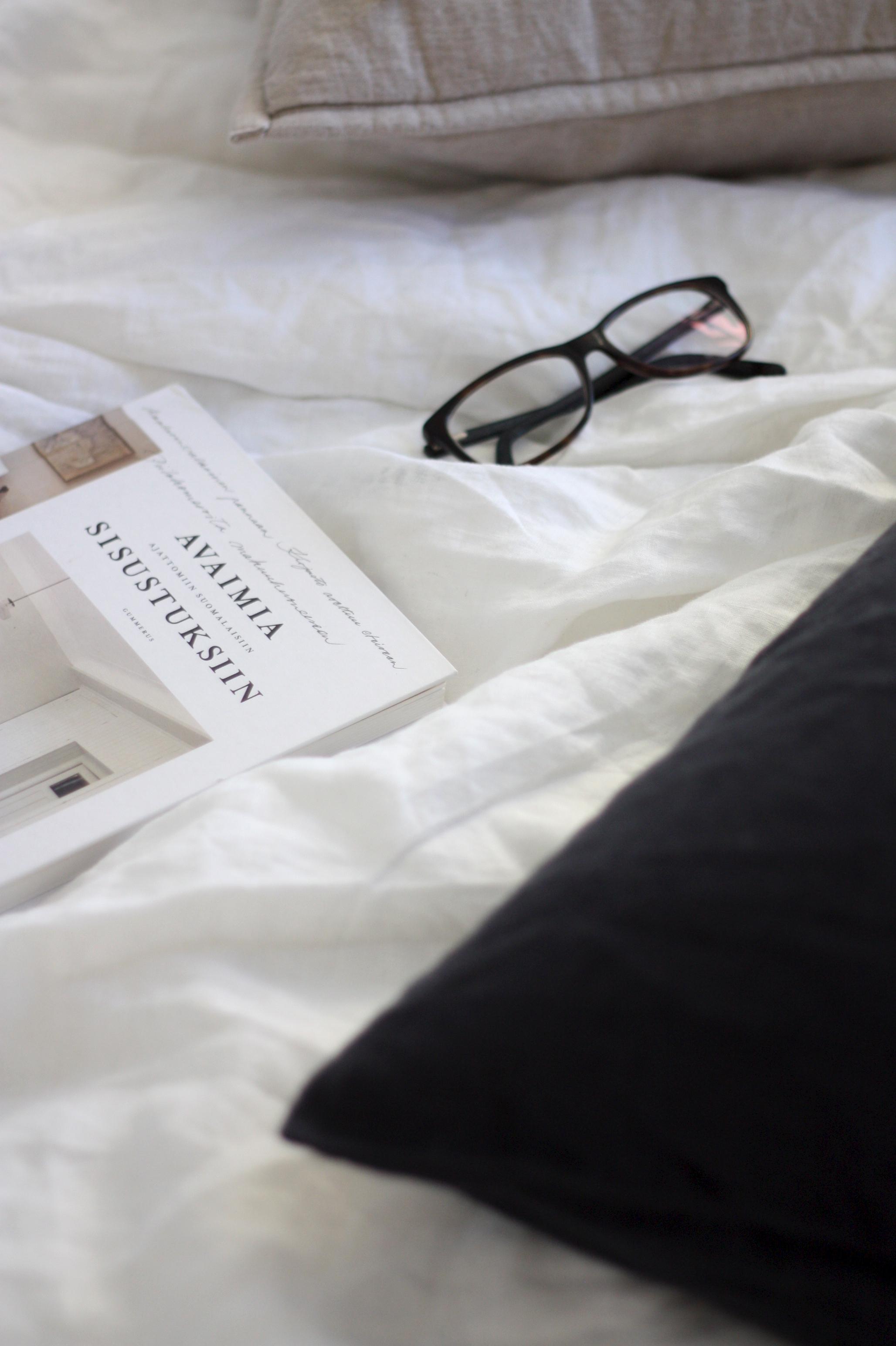 Pehmeitä unia ja ajattomia sisustustotuuksia