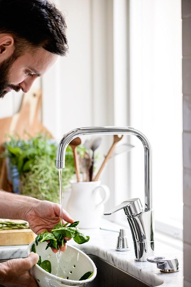 Mora Cera K7 – meidän uusi keittiöhana