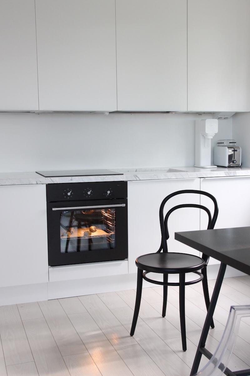 Homevialaura, keittiö, keittiöremontti