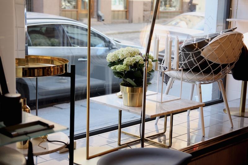 Homevialaura, Helsingin parhaat sisustusliikkeet, Zarro Store Helsinki