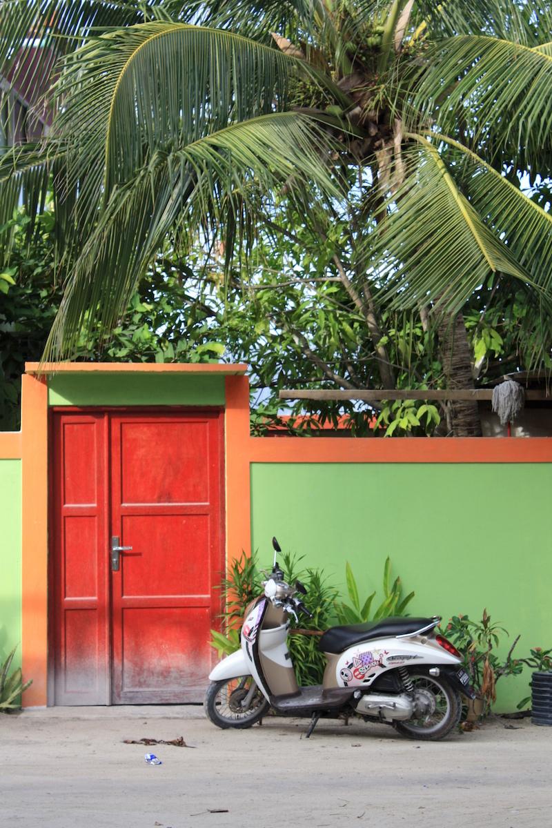 Homevialaura, Malediivit, matkailu