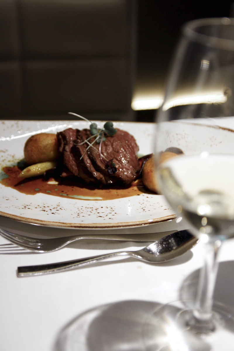 Homevialaura, Viking Line, Viking Grace, risteily, ravintola, Oscar à la Carte, Seamore Champagne Lounge