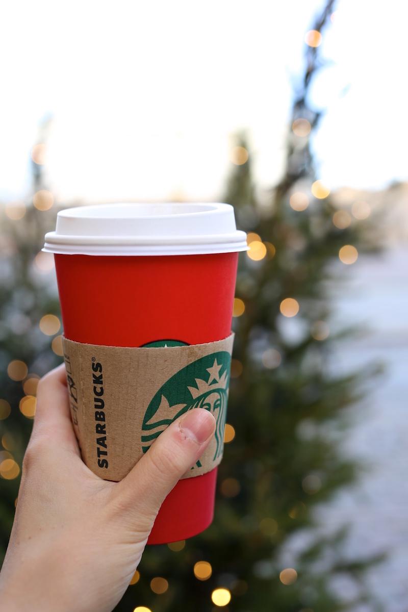 Homevialaura, joulu, Helsinki, Starbucks, joulukahvi