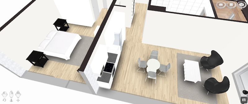 NCC, Helsingin Reissumies, Konala, uudiskohde, Group Builder