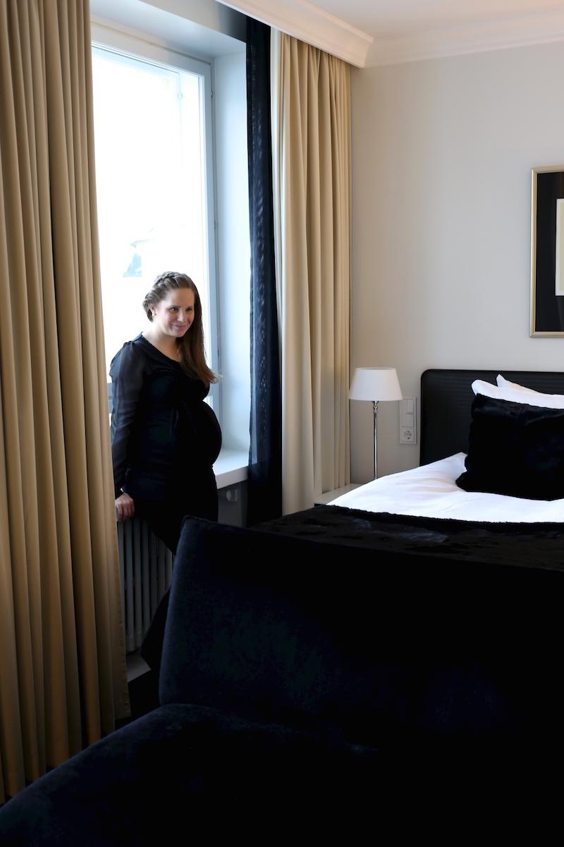 Homevialaura, Lilla Roberts, hotelli, Helsinki, raskaus