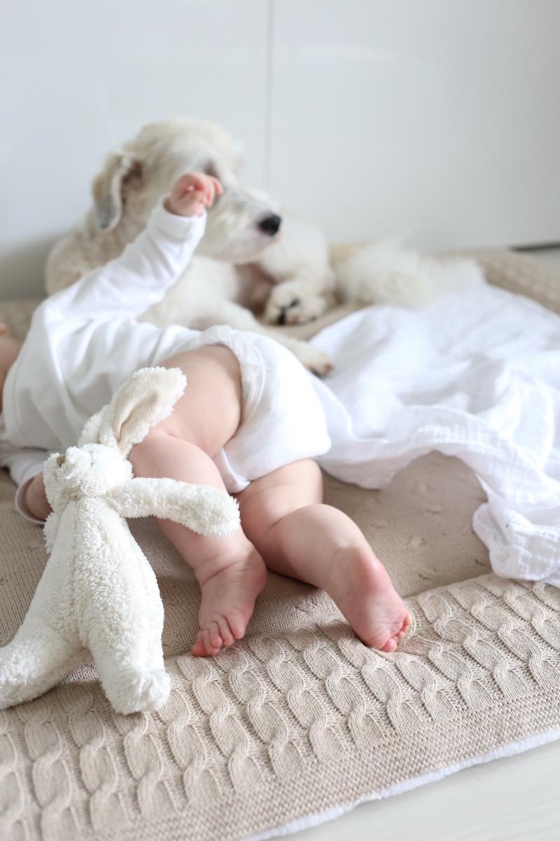 Homevialaura, leikkimatto, Pikkuvanilja, Baby's Only