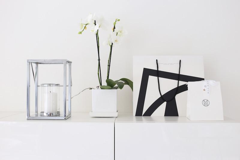 Homevialaura, lyhty, orkidea, Mia Höytö