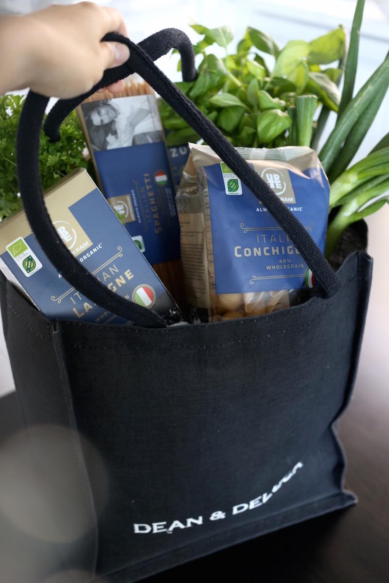 Homevialaura, Urtekram, luomu, pasta