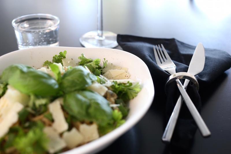 Homevialaura, Urtekram, luomu, pasta, simpukkapasta