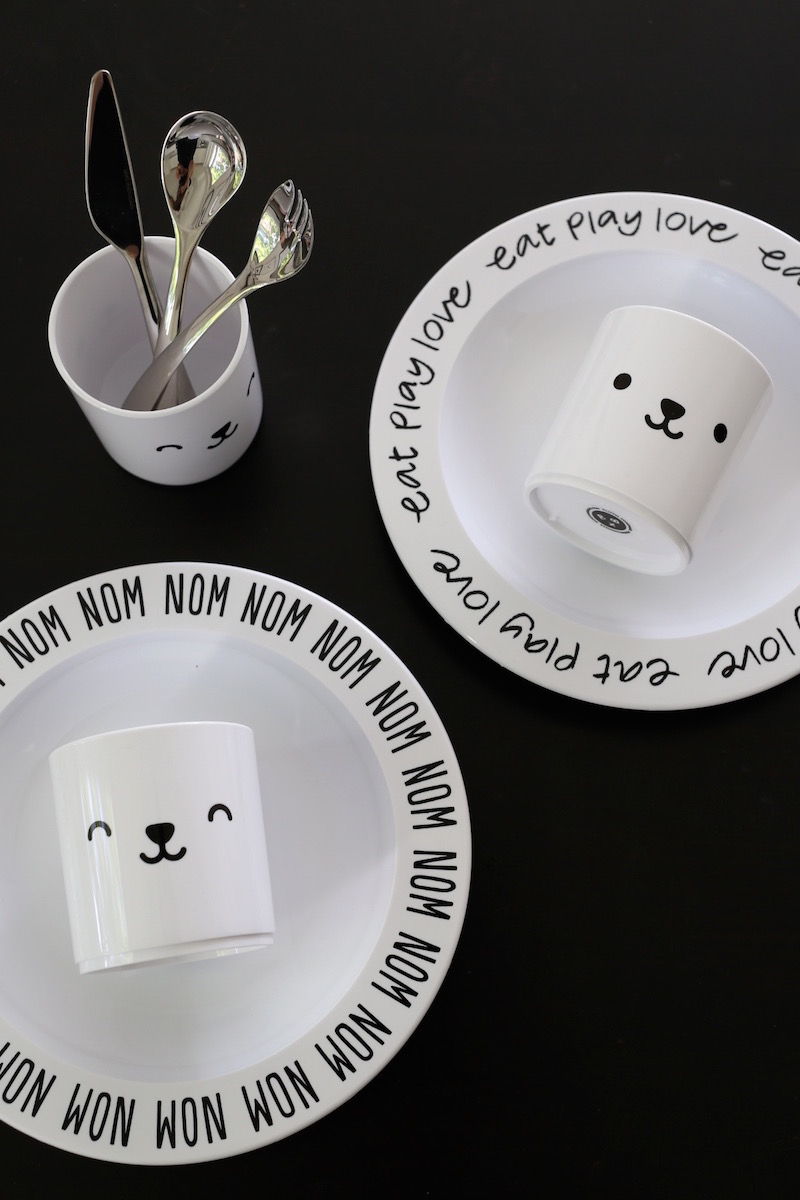 Homevialaura, lastenatiat, Buddy and Bear, Georg Jensen Apetito