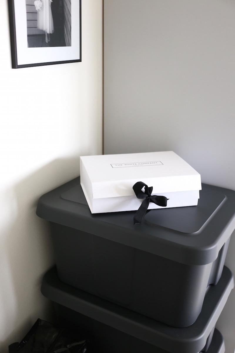 Homevialaura, muutto, laatikko, Ikea Klämtare
