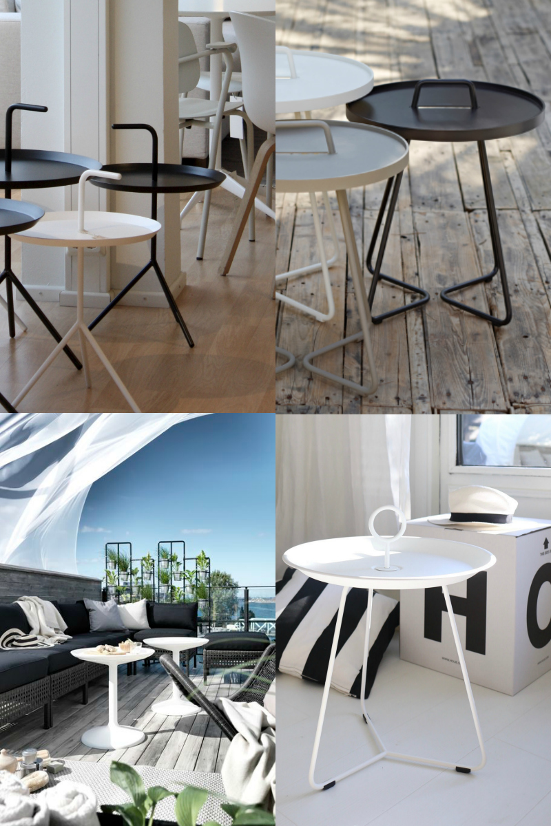 Homevialaura, apupöytä, pikkupöytä