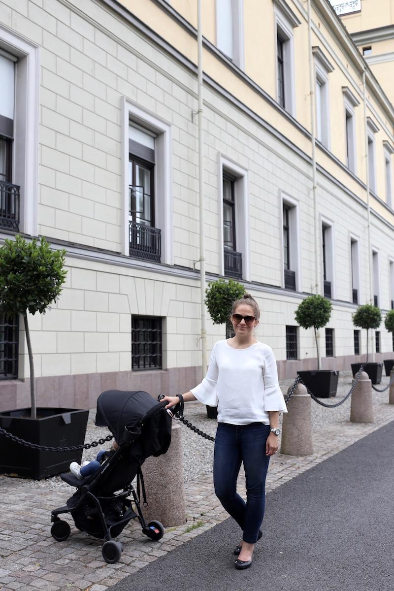 Homevialaura, Oslo, kokemuksia, matkaopas, Kuninkaanlinna