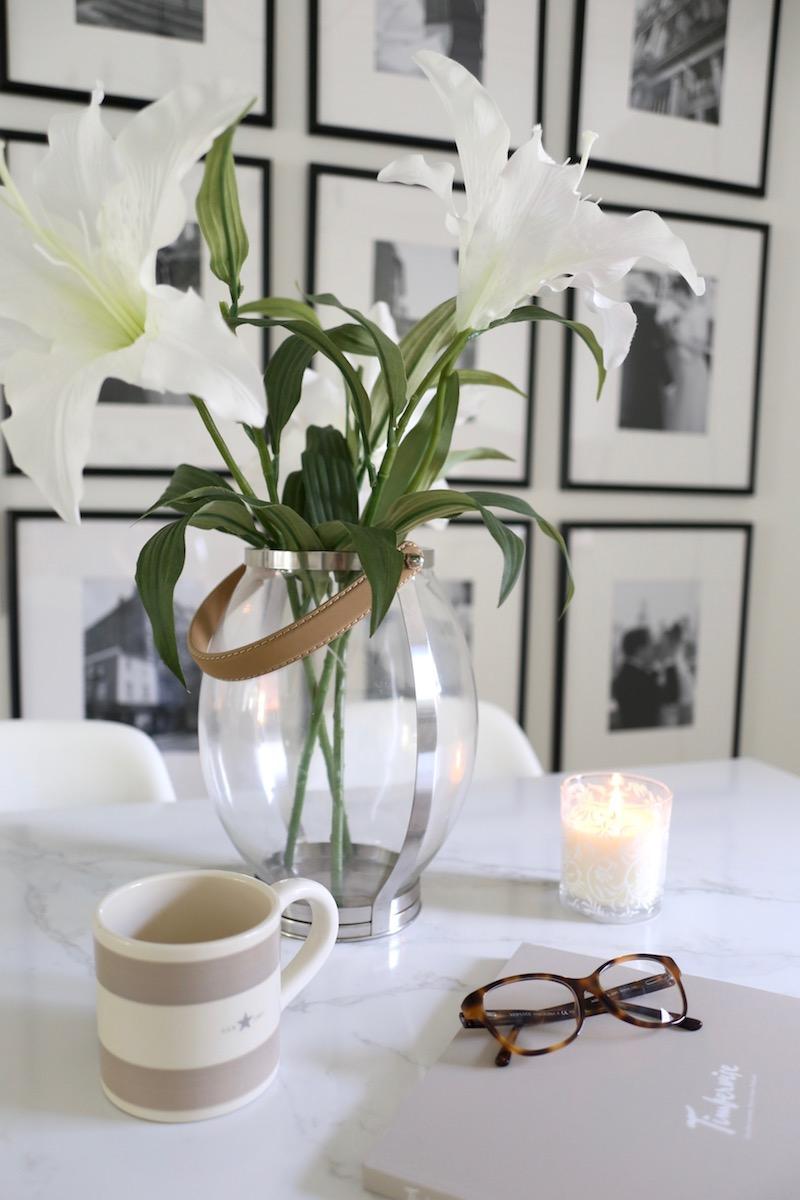 Vauvanhoitopiste ja vauvahuoneen sisustus Coffee Table Diary