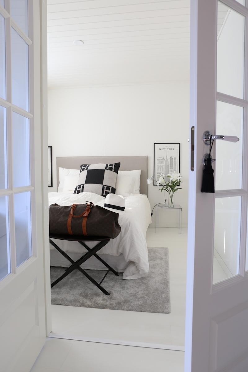 Homevialaura, koti, sisustus, makuuhuone