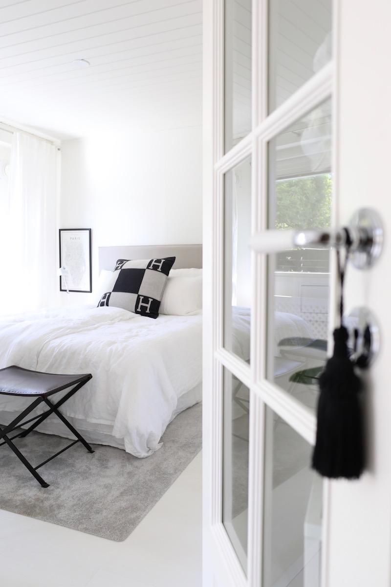 Homevialaura, sisustus, koti, makuuhuone