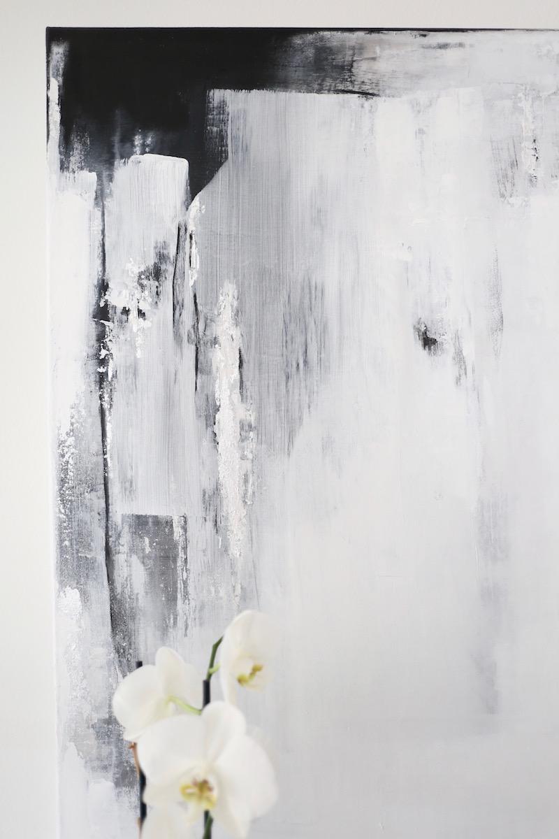Homevialaura, abstrakti taulu, maalaus, taide, olohuoneen sisustus