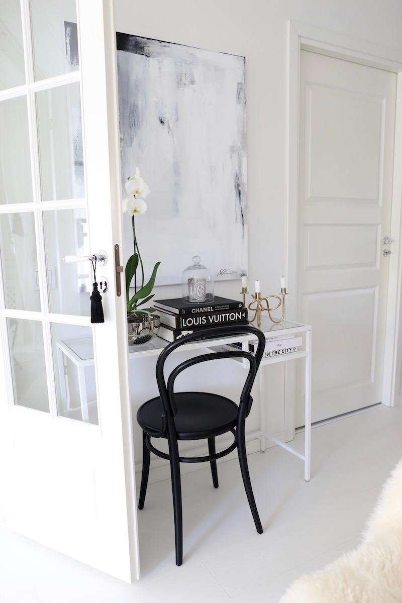Homevialaura, sisustus, abstrakti maalaus, taulu