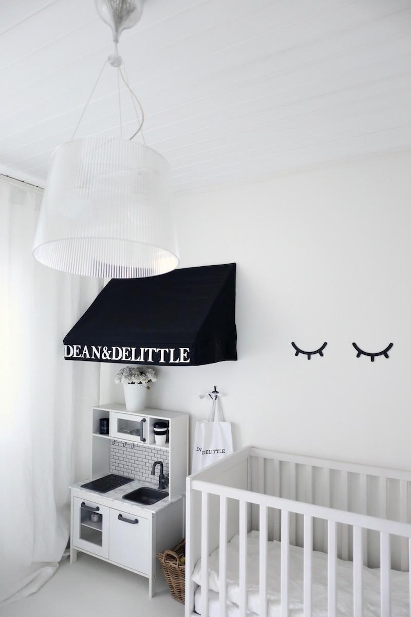 Homevialaura, Kartell Ge, kattovalaisin, lastenhuone