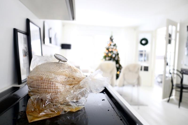 Homevialaura, joulu, joulukinkku, Kinkkutemppu 2017