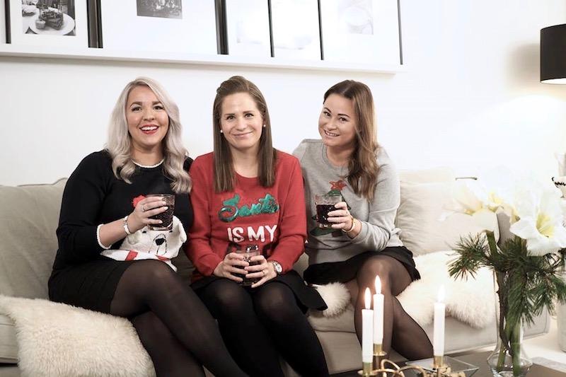 Video: sesonkisisustaminen ja joulu