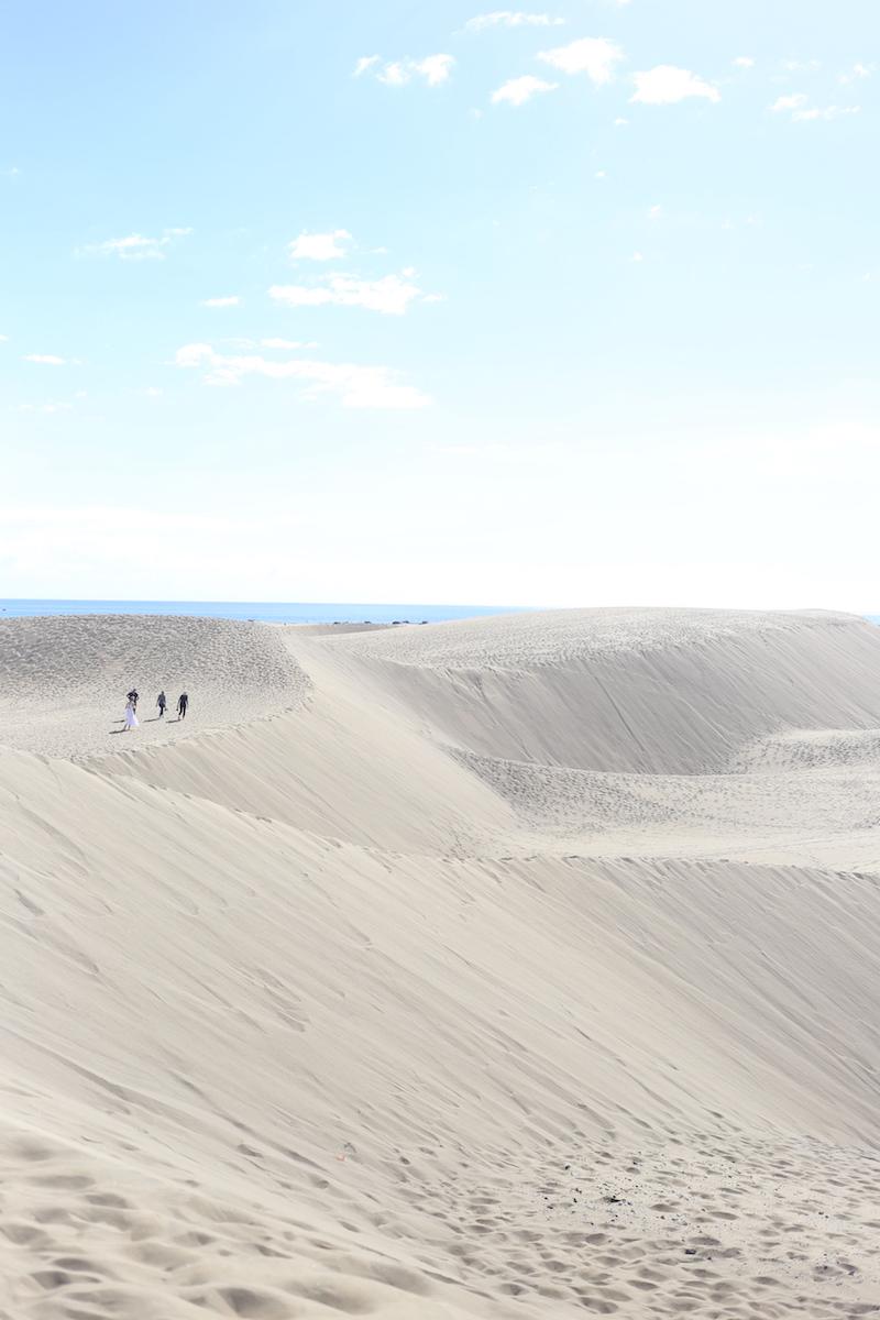 Homevialaura, Gran Canaria, Kanariansaaret, Maspalomas, hiekkadyynit