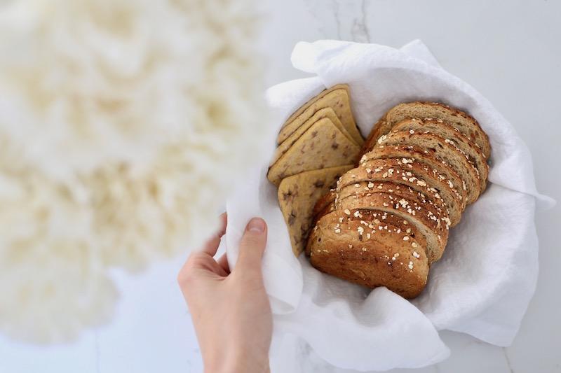 pellavansiemenet leivässä raskaus