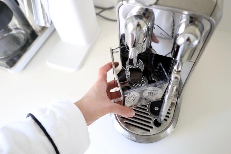 Nespresso, kahvi, vastuullisuus, kierrätys, äitienpäivä