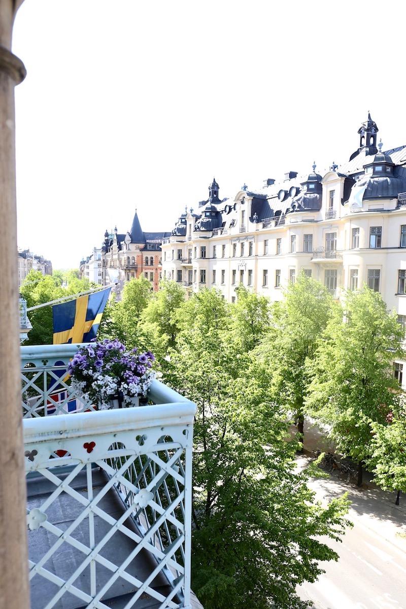 Homevialaura, Tukholma, Hotel Drottning Kristina