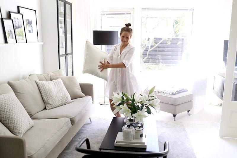 Homevialaura, sisustus, IKEA, blogihaaste, #olensisustaja