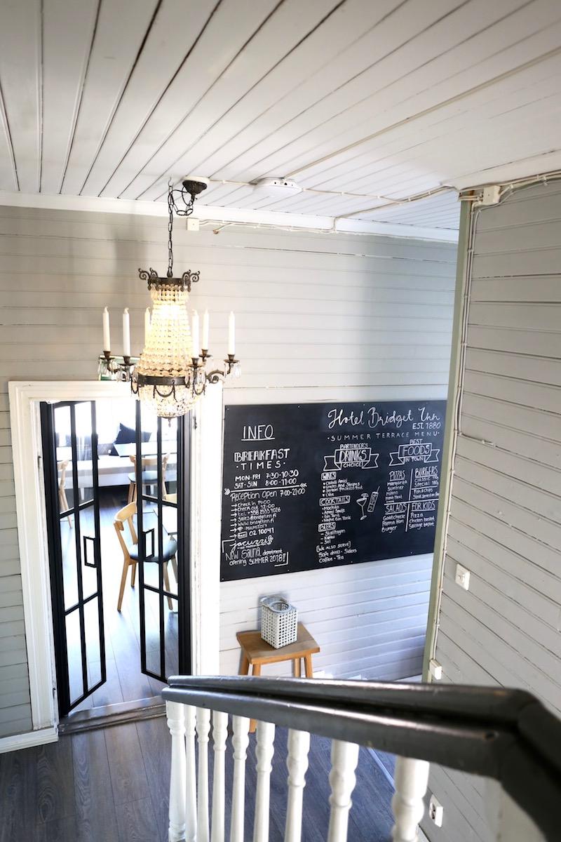 Naantali-suositus: Bridget Inn ja Living Deauville