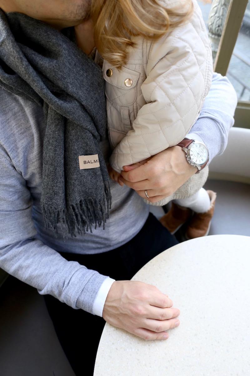 Homevialaura, isänpäivän brunssi, isänpäivän lounas, Helsinki