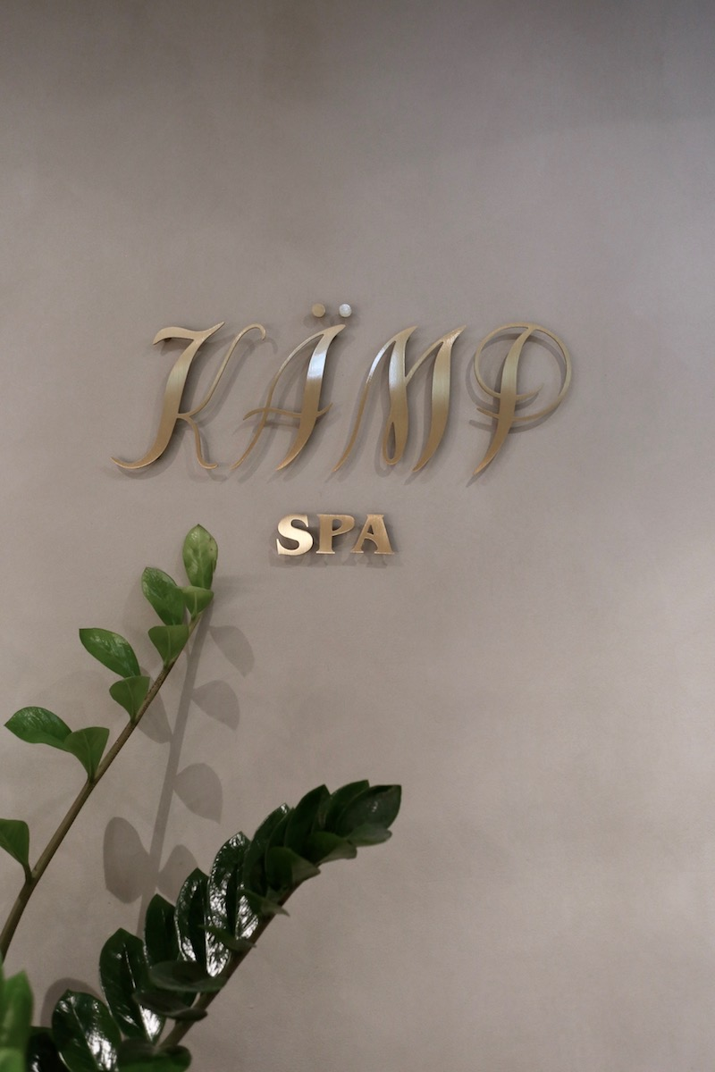 Homevialaura, Kämp Spa