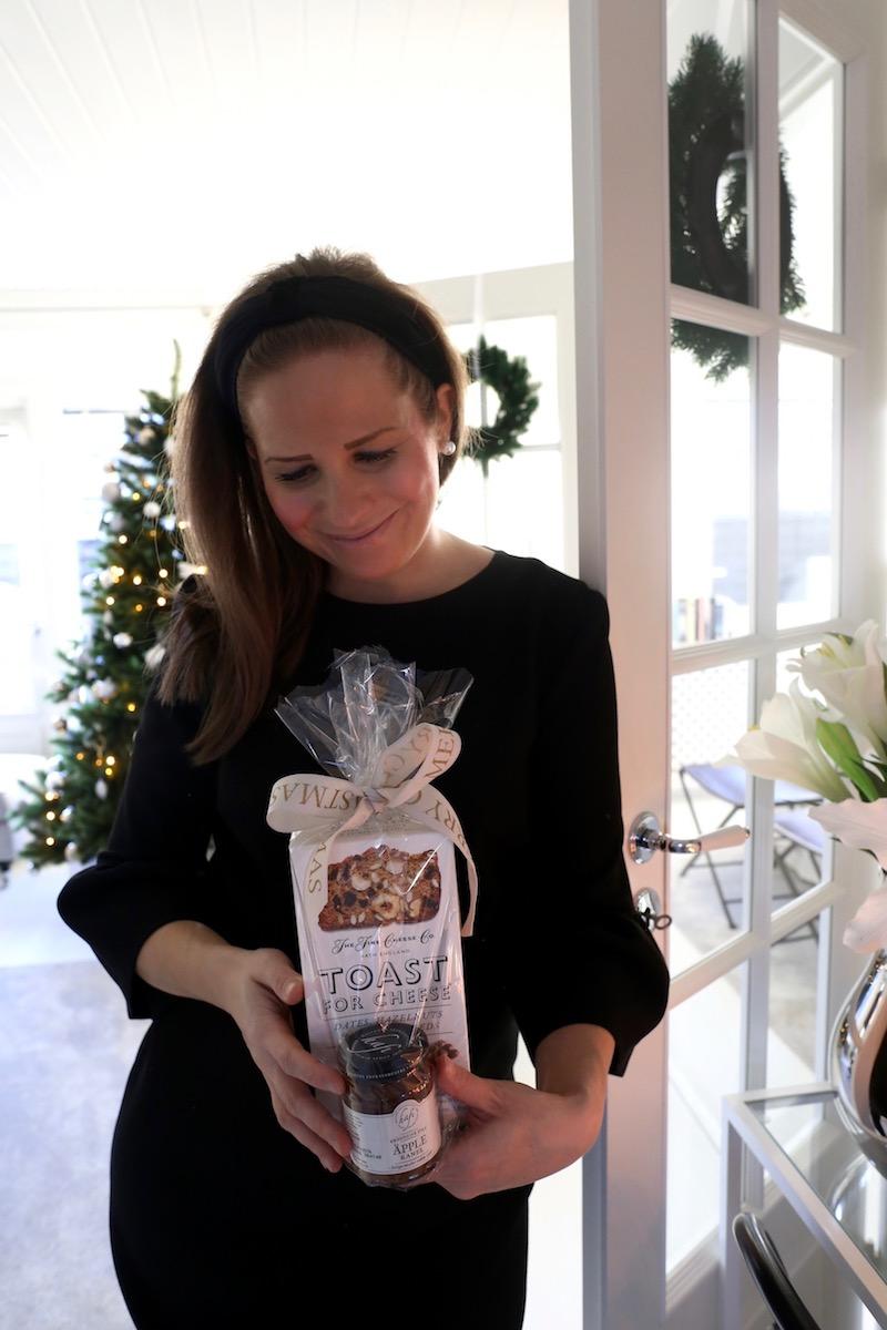 Homevialaura, joululahjaideat, ruokalahja