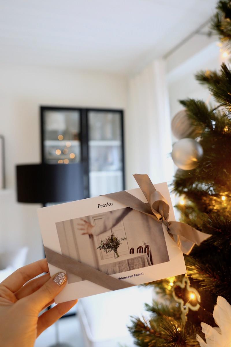 Homevialaura, joululahjaideat, kotisiivous, siivouspalvelu