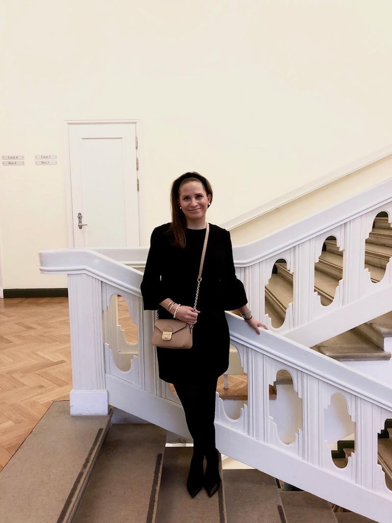 Homevialaura, Tallinna, joulu, Pähkinänsärkijä, baletti, Viron kansallisooppera