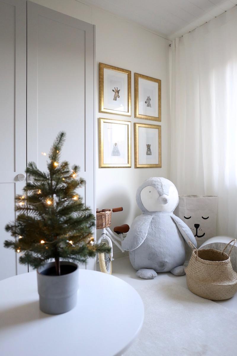 Joulun odottaminen lasten kanssa