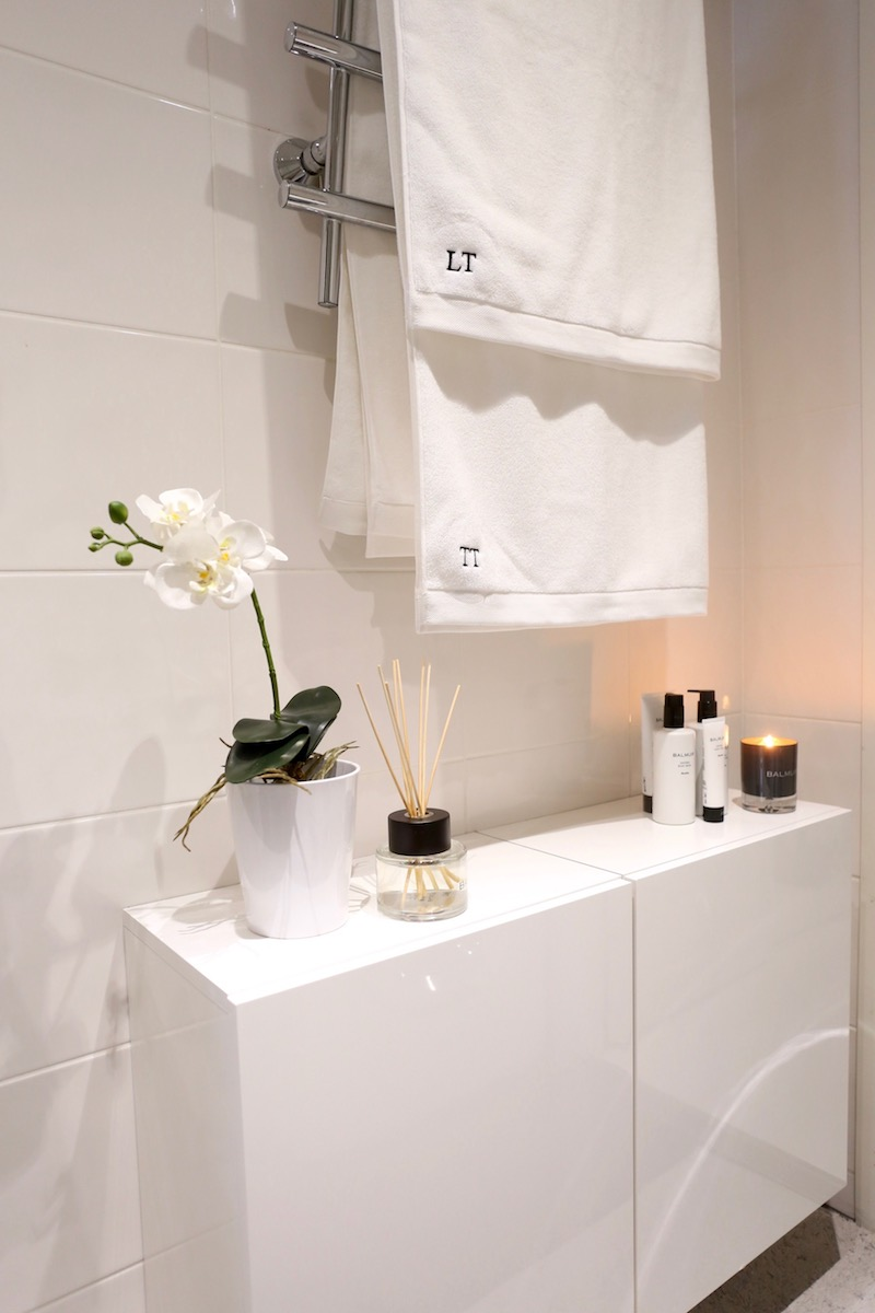Homevialaura, Balmuir, Portofino, kylpytakki, home spa, luonnonkosmetiikka, tuoksukynttilä, huonetuoksu