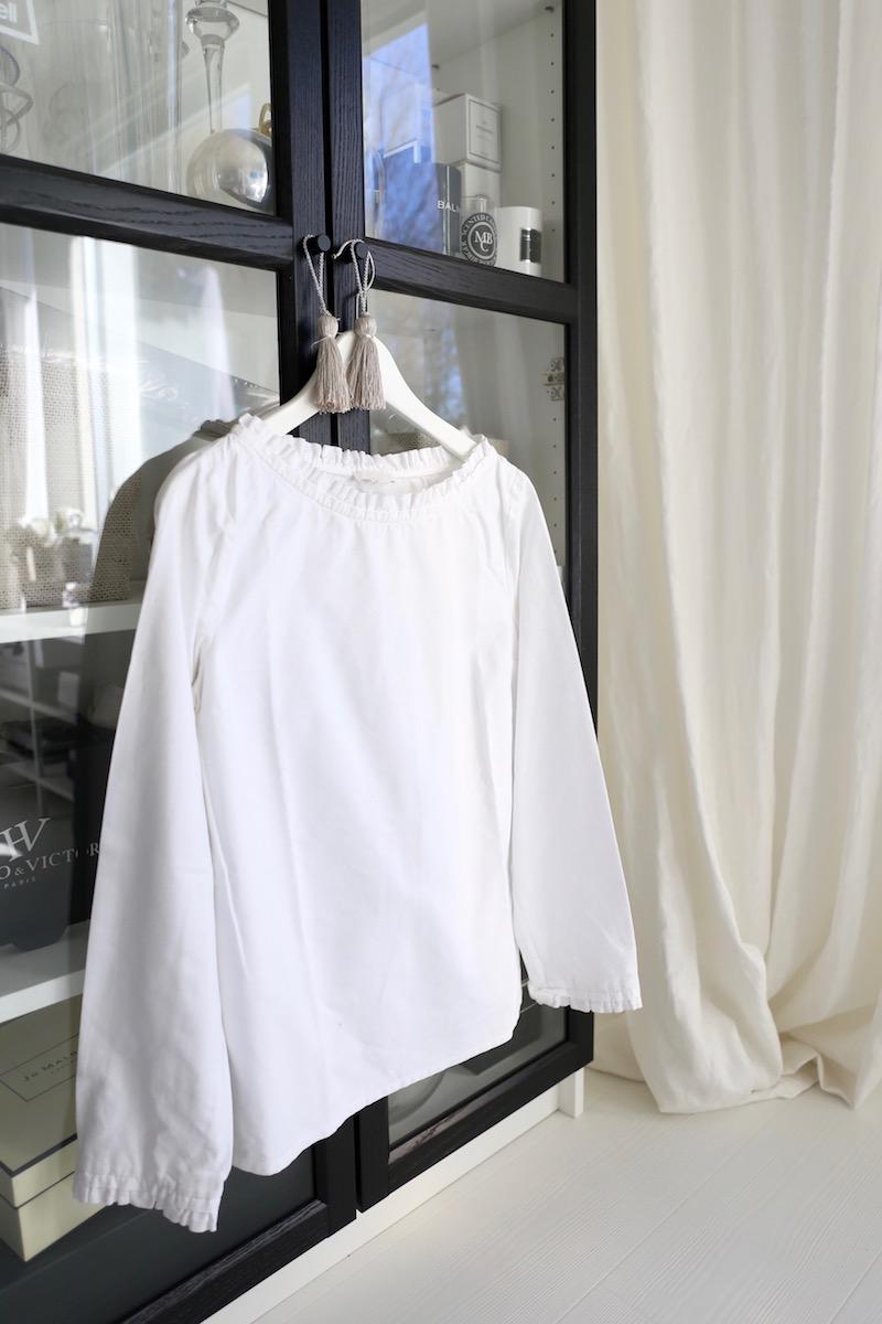 Homevialaura, second hand, käytettyjen vaatteiden kauppa