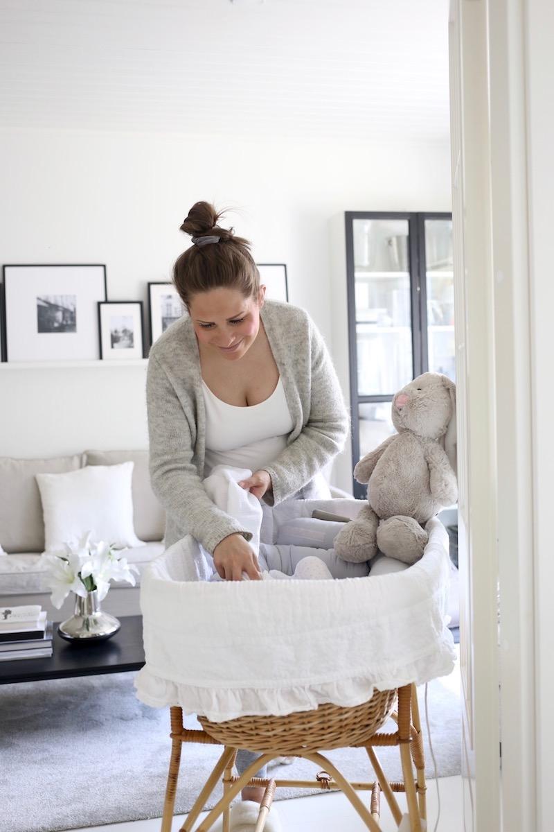 Kuulumisia synnytyksestä ja kotiutumisesta
