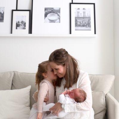 Kolme ajatusta äitiydestä