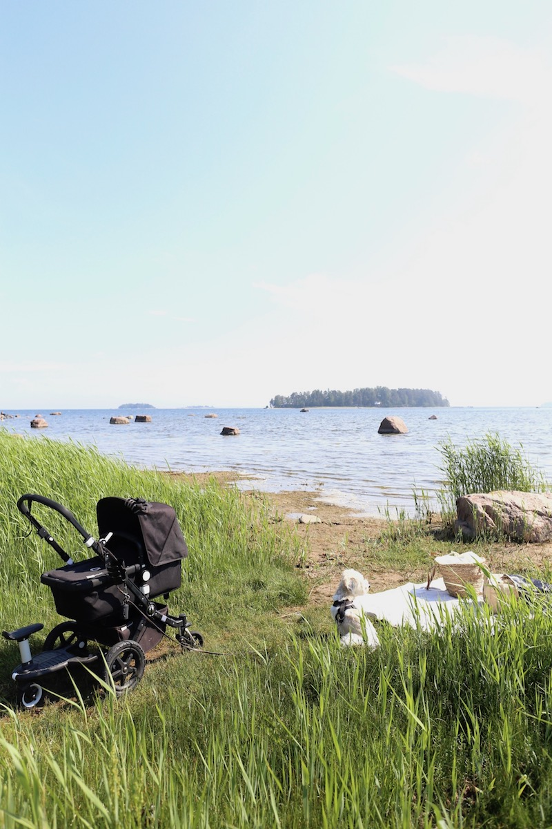 Homevialaura, Kallahdenniemi, piknik, eväsretki, retkieväät, piknikeväät