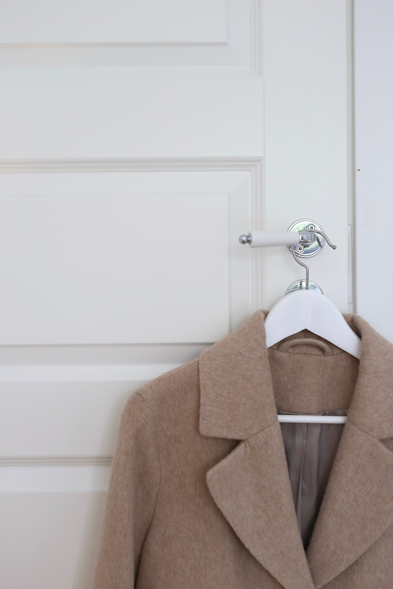 Homevialaura, villakangastakki, beige, camel, & Other Stories, Oversized Alpaca Blend Coat