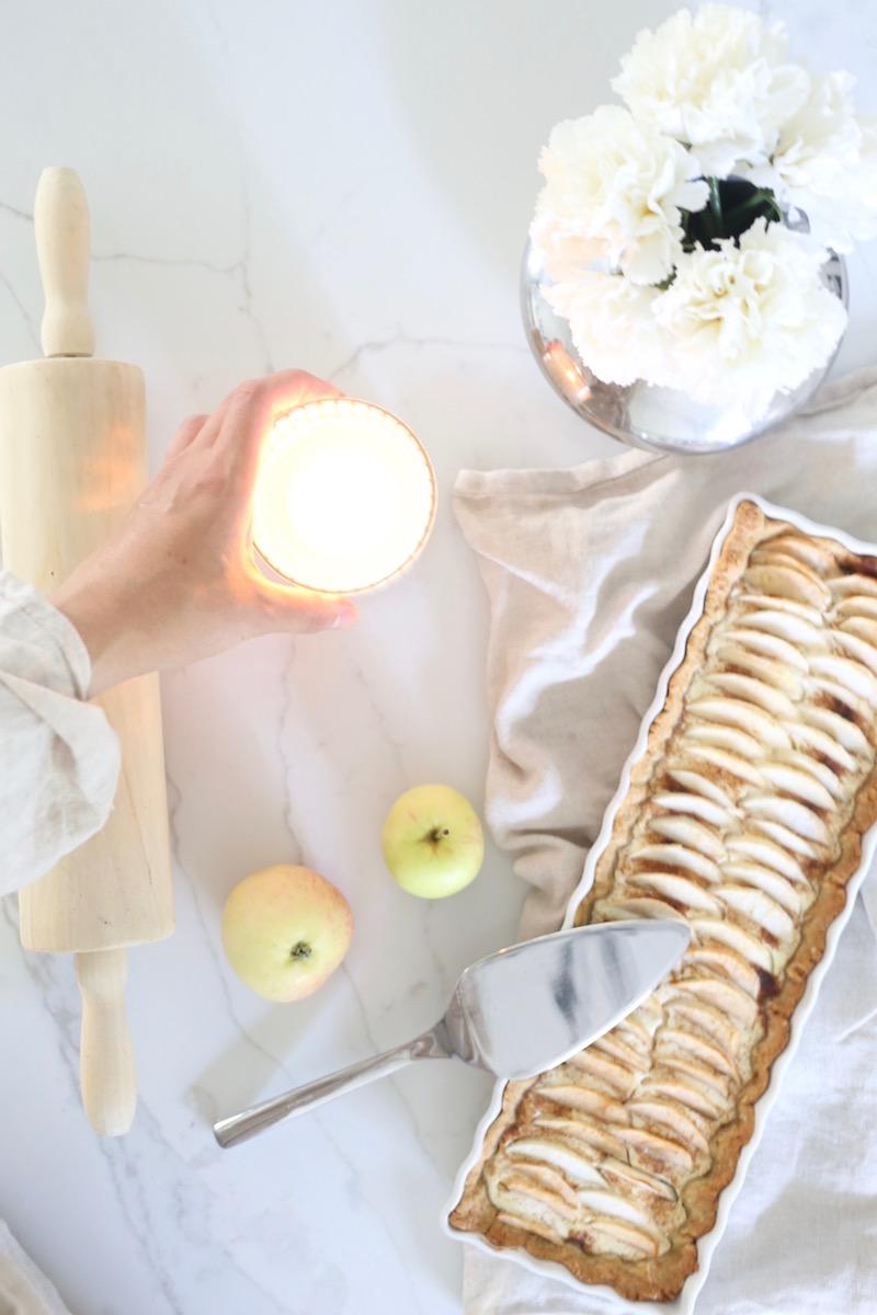 Homevialaura, mitä tehdä omenoista, omenaresepti, omenapiirakka