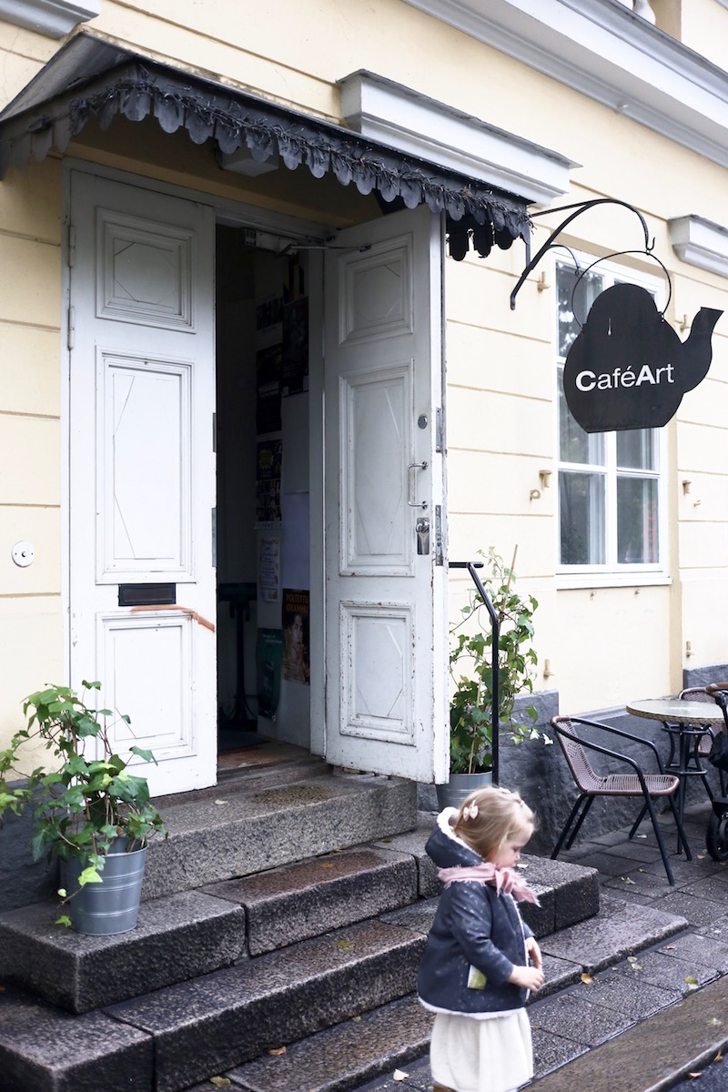 Homevialaura, Turku, matka, vinkit, Visit Turku, Aurajoki, Cafe Art