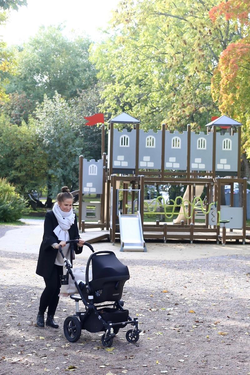 Homevialaura, Turku, matka, vinkit, Visit Turku, Kupittaan Seikkailupuisto