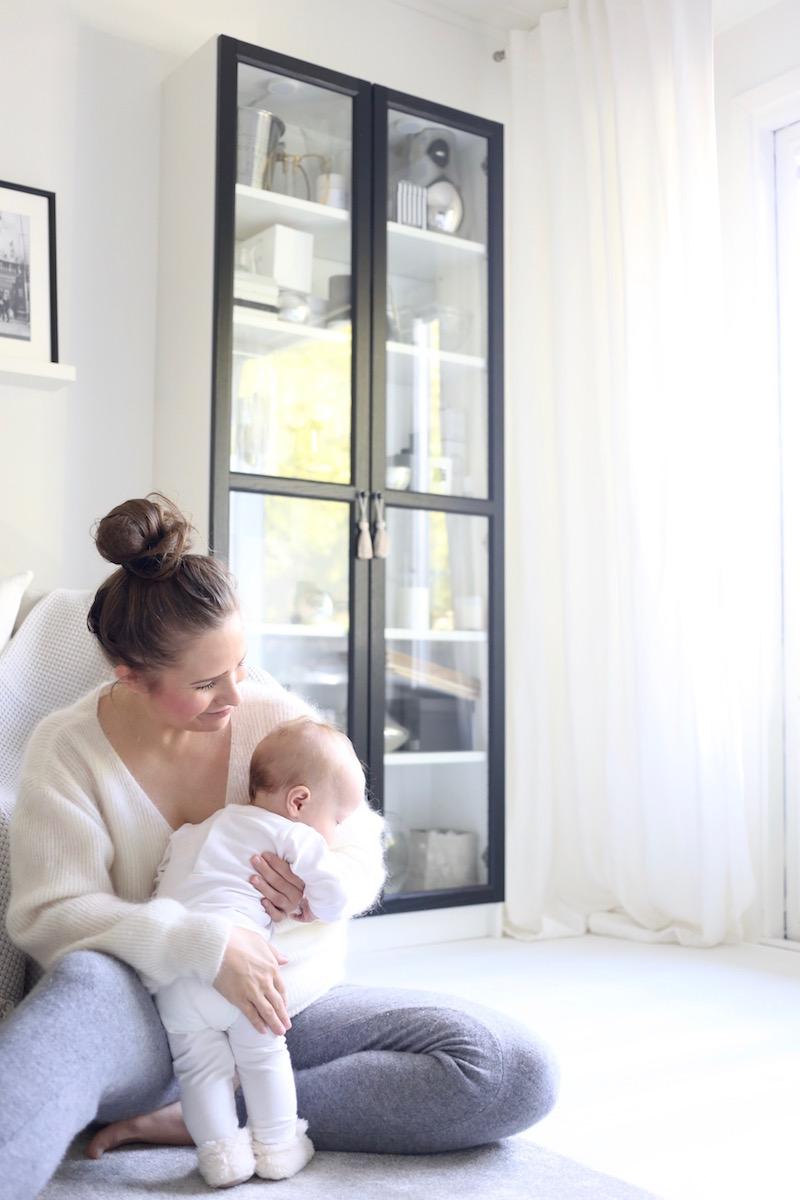 Homevialaura, lapsen saaminen, syntyvyys, perhe-elämä