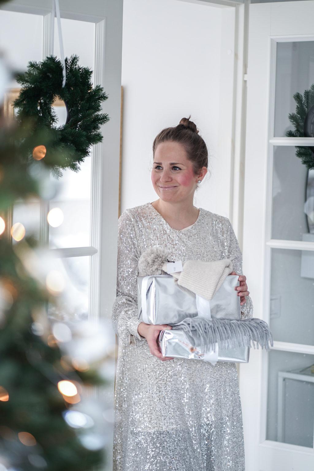 Joululahjaideoita naiselle laatu enemmän kuin määrä edellä