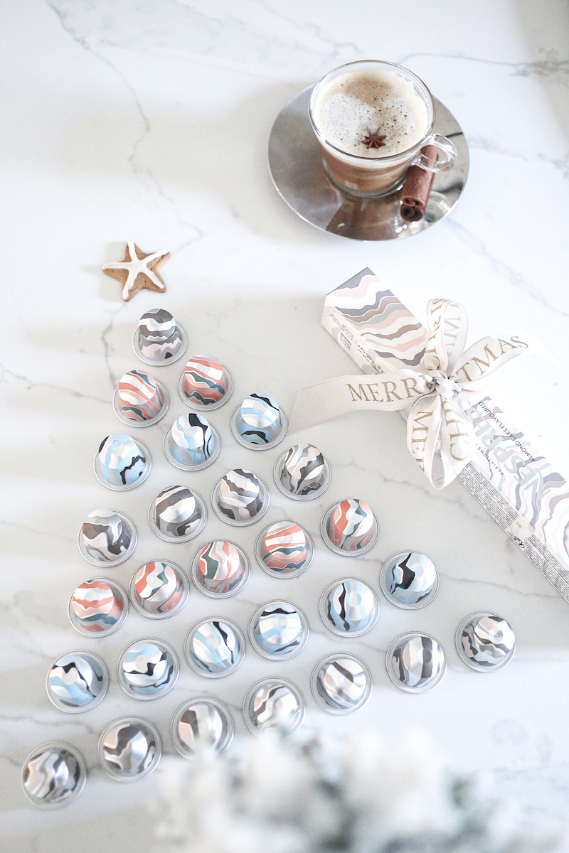 Homevialaura, Nespresso, kahvi, joulu, joulukahvi